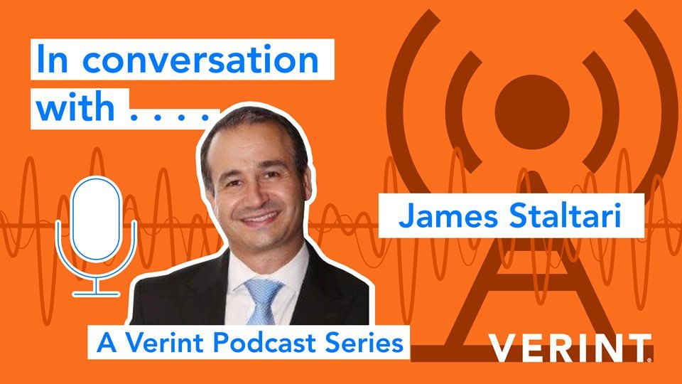 In conversation with… James Staltari