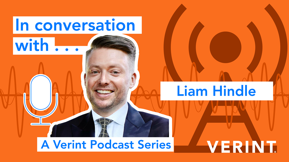 In conversation with… Liam Hindle