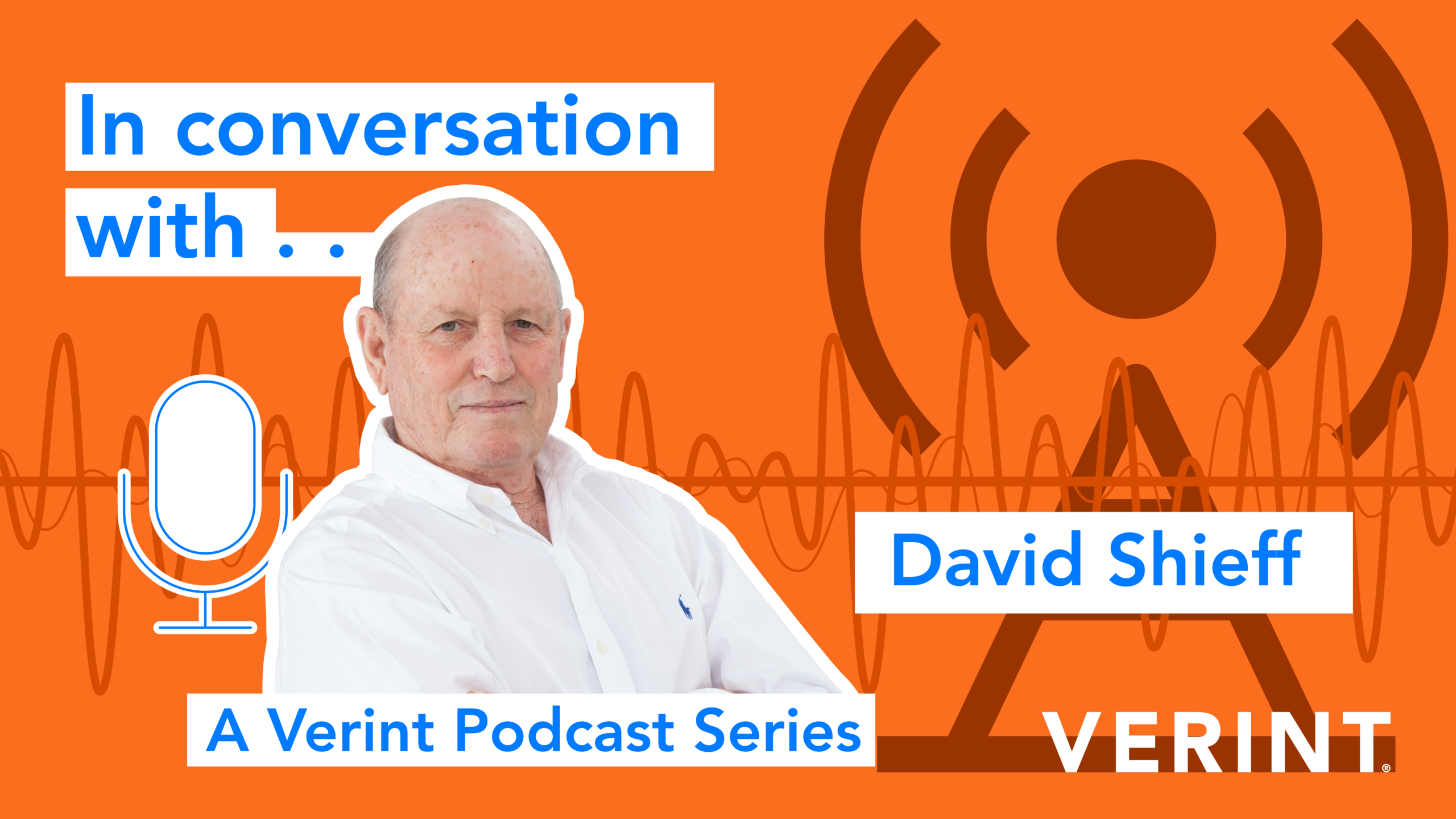 In conversation with . . . David Shieff